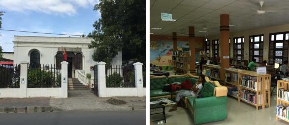 Xanana Gusmão Reading Room in Dili,